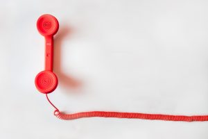telephone for business line connection