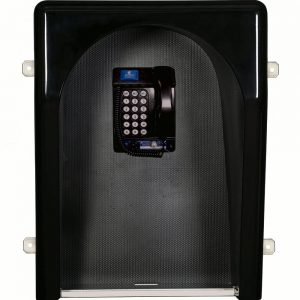 Orchid Telecom Acoustic Hood - Storacell T5000 Anti Static Front View