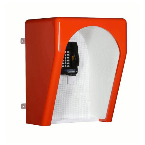 Orchid Telecom Acoustic Hood - Storacell T5000 Orange With Auteldac