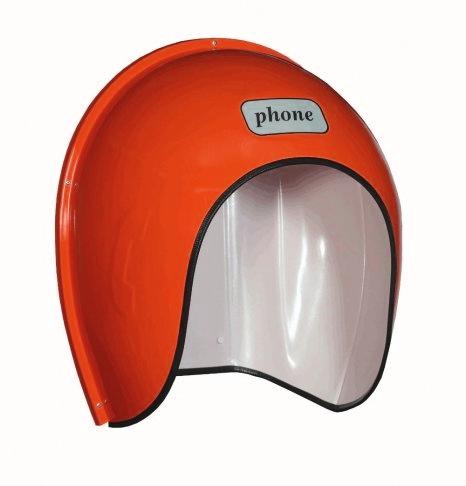 Orchid Telecom Acoustic Hood - Storacell T2000 311_167_t2000_marine_orange