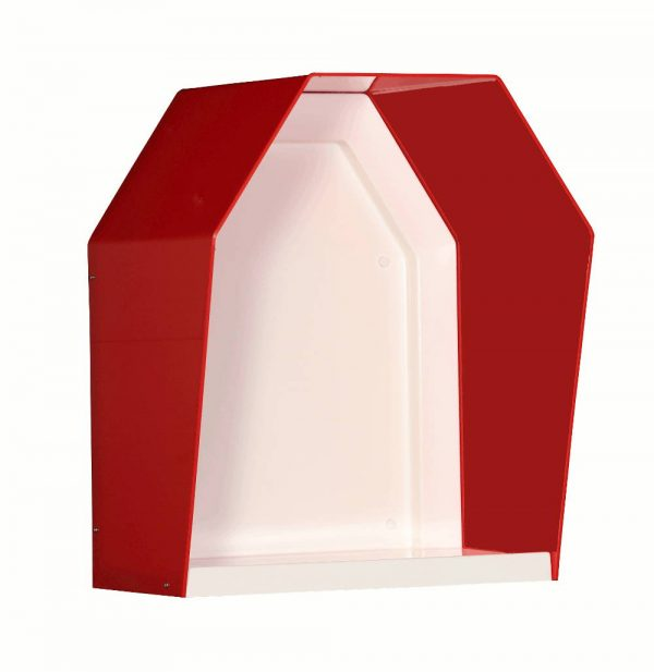 Orchid Telecom Acoustic Hood - Storacell T800 170_t800_red