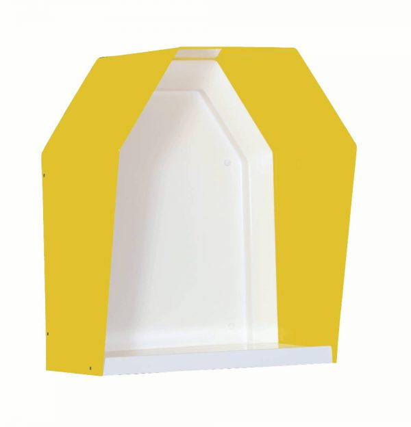 Orchid Telecom Acoustic Hood - Storacell T800 86_t800_yellow_no_strip_coloured