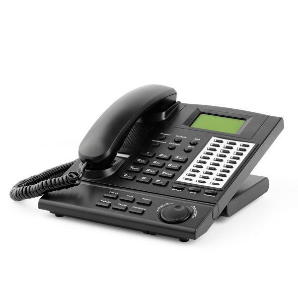 Orchid Telecom - Key Telephone - KP832 low angle